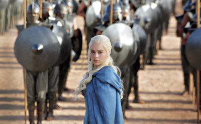 Game of Thrones returns for season 3
